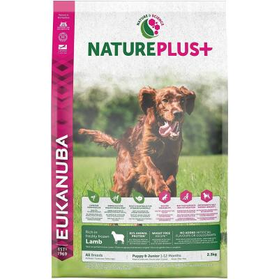 Eukanuba Nature Plus Lamb Puppy