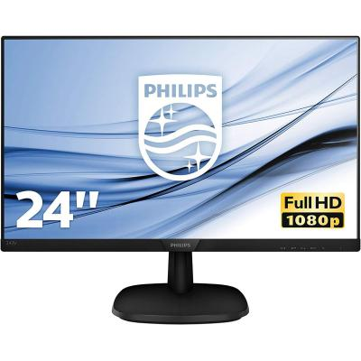 Philips 243V7QJABF Monitor 24 LED IPS FHD