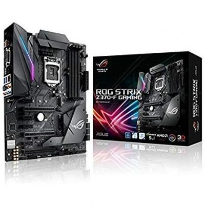 Asus ROG STRIX Z370-F Gaming Scheda Madre