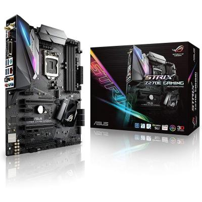 ASUS ROG STRIX Z270E GAMING Scheda Madre