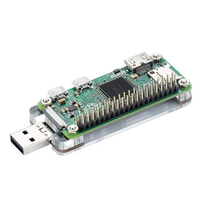 MakerFun USB Dongle Expansion Board for Raspberry Pi Zero Zero W