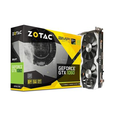 ZOTAC Scheda Video GeForce GTX 1060 6GB AMP! Edition